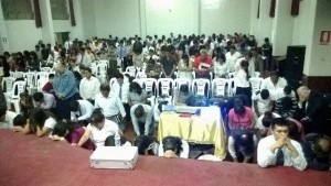 Fires of Evangelism Conference in Chiclayo