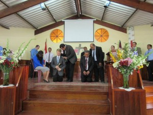 Ordination Service During Our 38th Anniversary